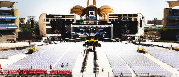 A R Rahman Live - Day View at D Y Patil Stadium