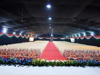 Annual Function for Viraj at Boisar Tarapurstage view