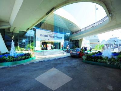 BANM Vashi Exhibition Enterance