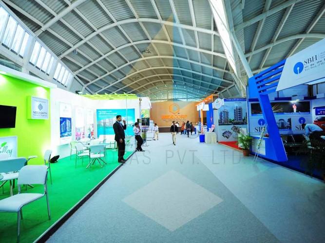 BANM Vashi Exhibition Stalls