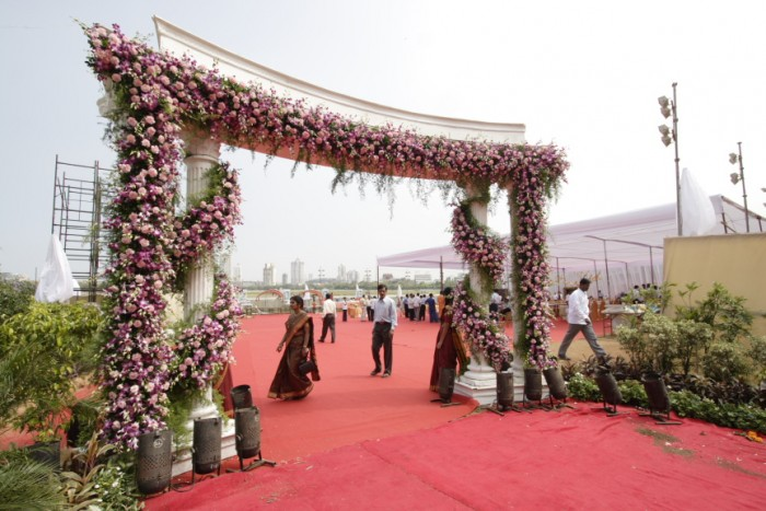 Floral Gate Race Course Mumbai