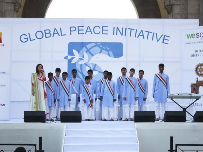 Global Peace Initiative by WE School