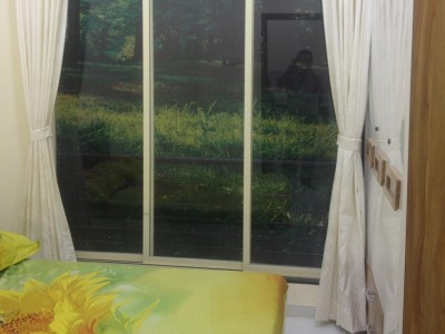 Haware Pinnacle Kalyan Project Bedroom