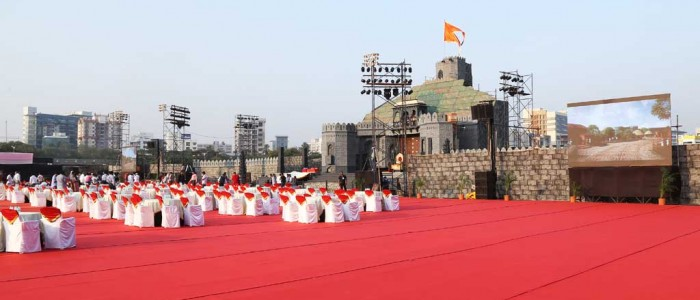 Janata Raja Set at BKC