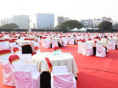 Janata Raja Sitting Arrangment