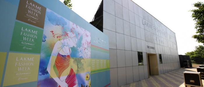 Lakme Fashion Week fasade
