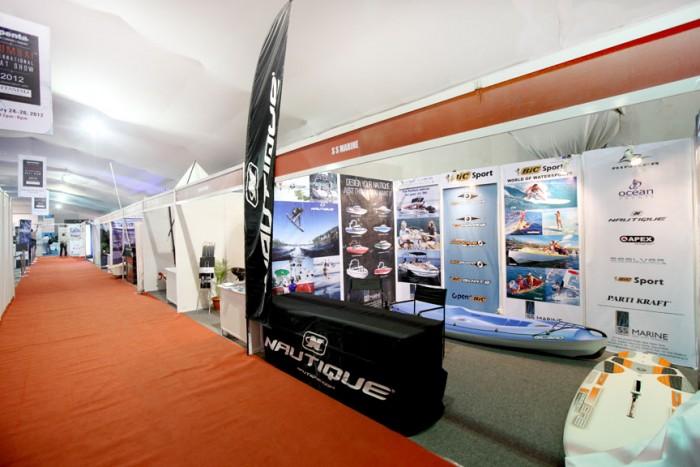 Mumbai International Boat Show at BKC