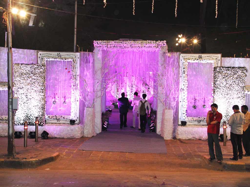 Parsi Gymkhana Wedding Entrance Jess Ideas