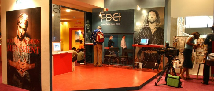 Stand Design for FDCI