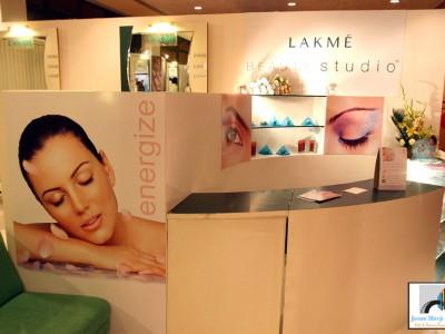 Stand Design for Lakme Studio 2011