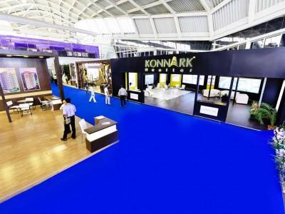 BANM CREDAI exhibition designs