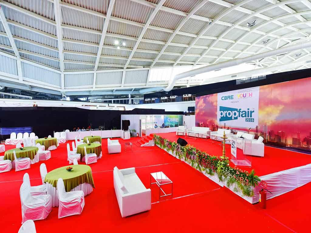 Cbre Prop Fair 2016 | Cidco Exhibition Centre | Jess Ideas
