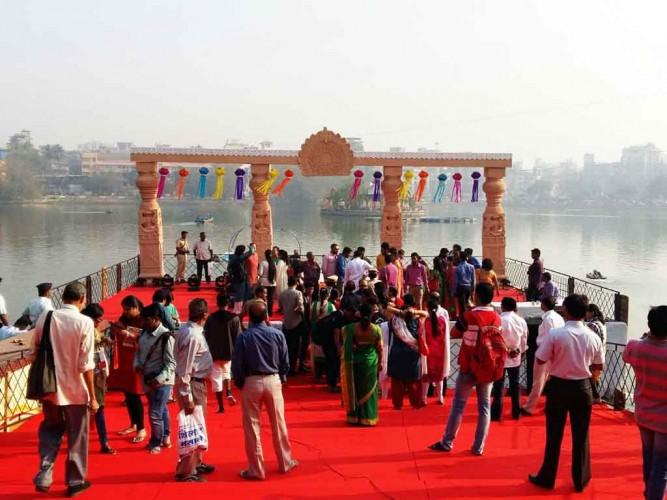 Marathi Natya sammelan 2016