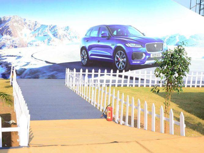 JAGUAR Car Launch