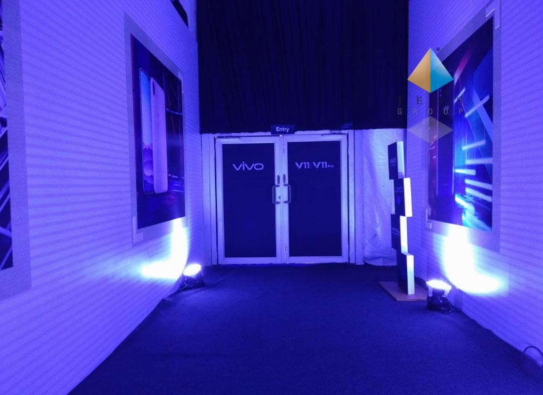 Vivo-entrances